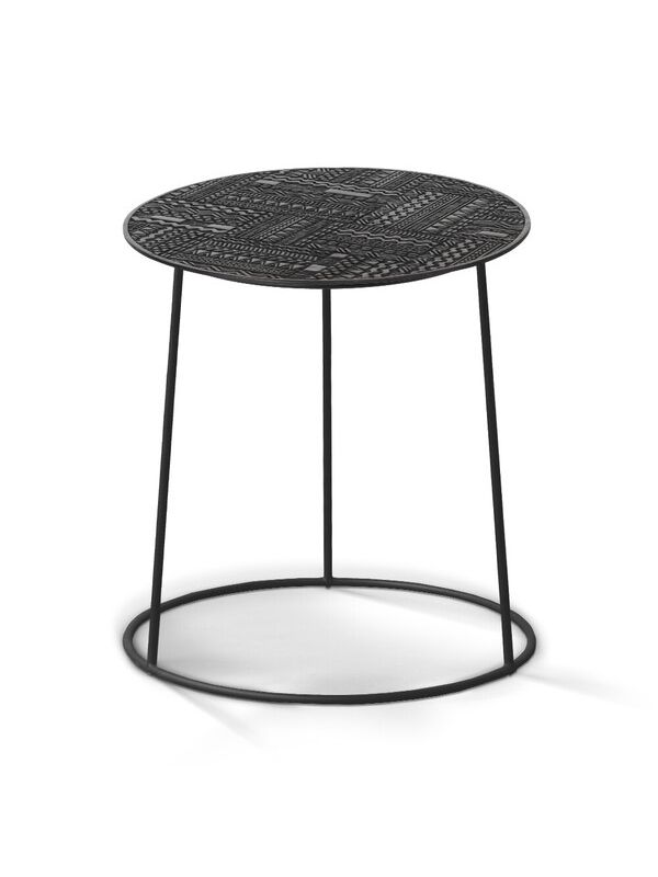 Tabwa Side Table