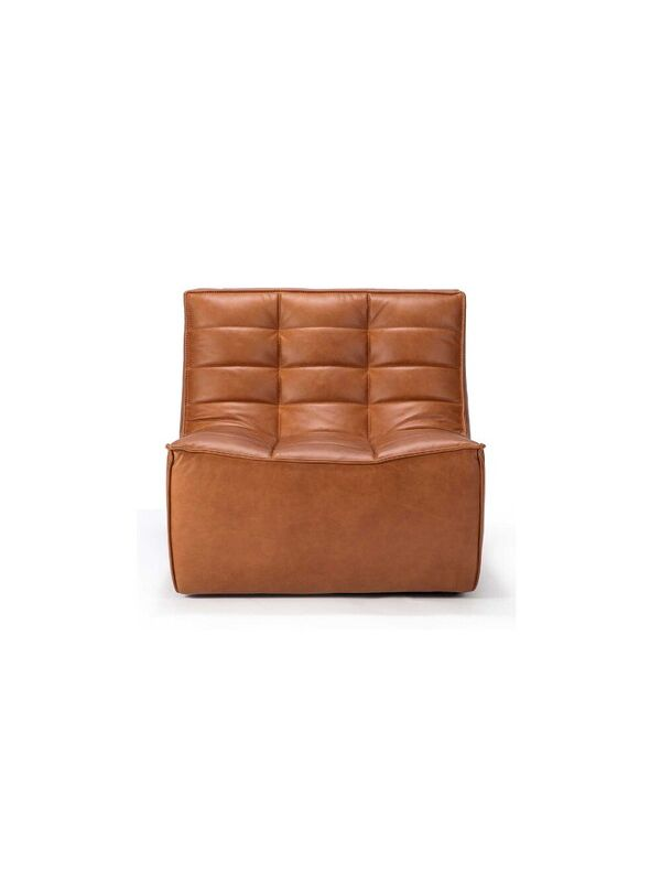 N701 Occasional Chair - Leather