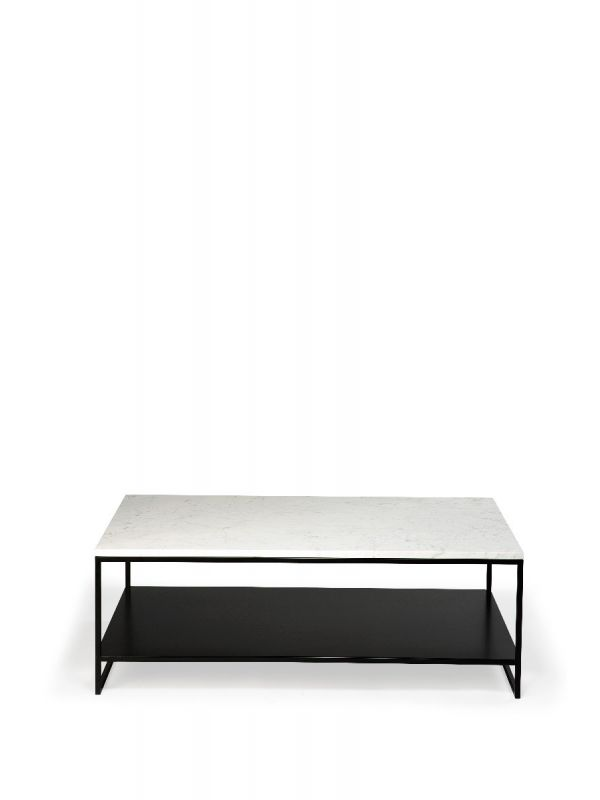 Stone Coffee Table - Rectangle