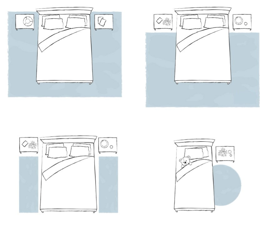 Bedroom Layout Examples